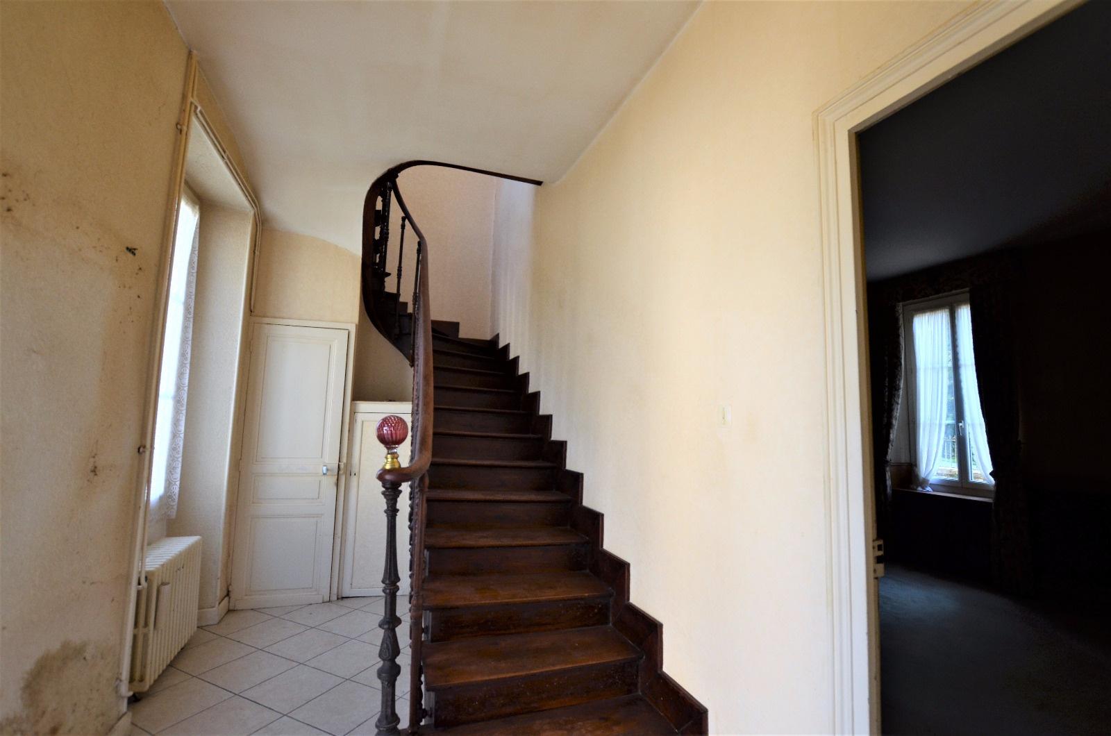 Superbe escalier